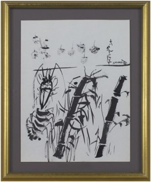 Bamboo, Lobster & Cherries, 1966