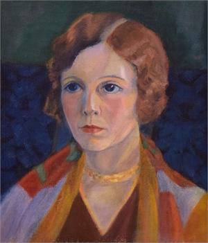 Portrait, c. 1930s