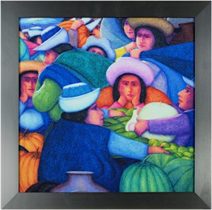 Feria (detail), 2006