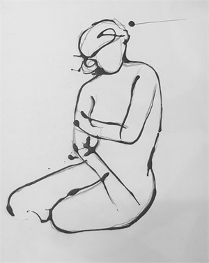 Nude #1