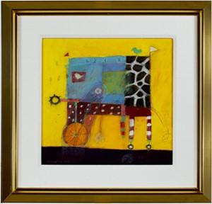 Saffron, 2001