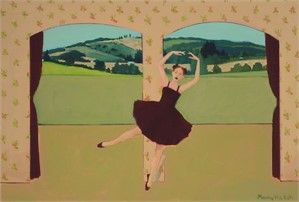 Pendulum by Mary Hatch