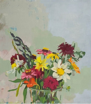 Flowers from Katie by Christina Renfer Vogel