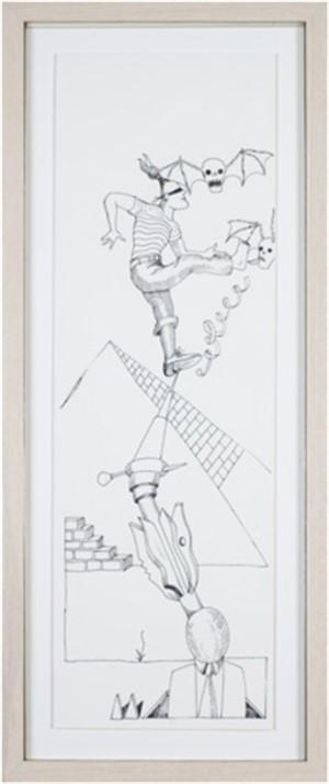 Surrealist Composition, c.1988