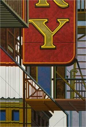 An American Alphabet: Y (1/40), 2012