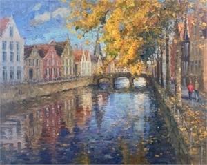 Autumn in Bruges, 2020