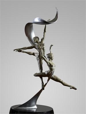 Ballet International (Maquette), 2018