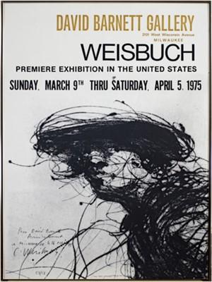 Premiere Exhibition Poster, 1975