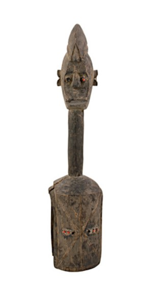 Ancestoral Figure Mossi-Burkina Fasso, c1910