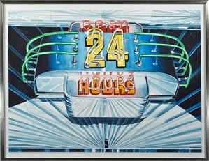 Open 24 Hours, 2008