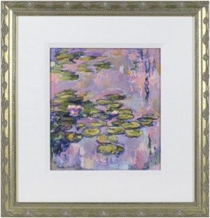 Giverny Water Lilies: Pink, 2011