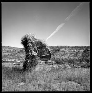 Old Radio Satellite by Kevin Greenblat