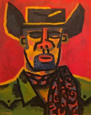 Cowboy in Color, 2020