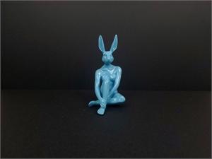 Mini Rabbitgirl (Blue), 2019
