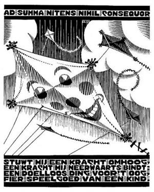 Emblemata - Kite, 1931