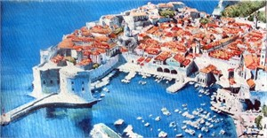 DUBROVNIK, THE BEAUTIFUL