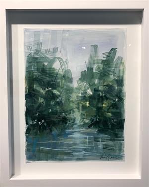 Carolina River I by Lucy Reiser