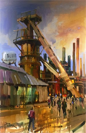 Rust & Steel - Sloss Furnace