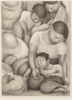 El Sueño (La Noche de los Pobres) (46/100), 1932