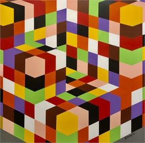 Rubiks Found, 2017