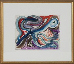 Biomorphic Abstraction II, c.1960