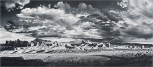 Desert Skyscape II, 2018