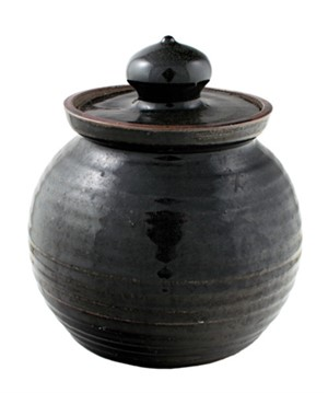 Covered Jar, 1967