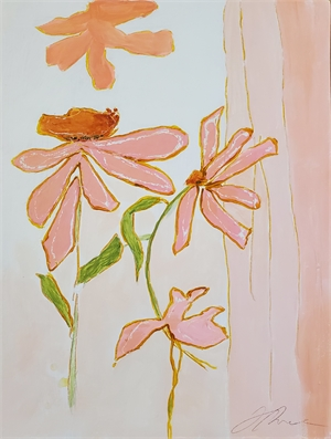 Echinacea Garden III, 2020