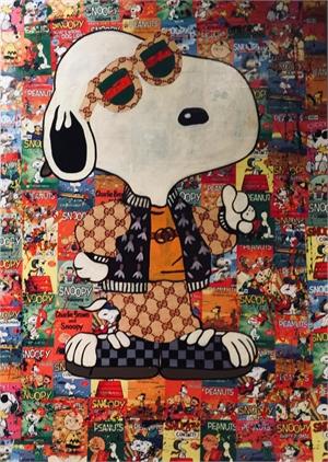 Icon Series Snoopy , 2019