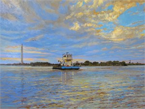 Lynchburg Ferry, Texas Rivers Series