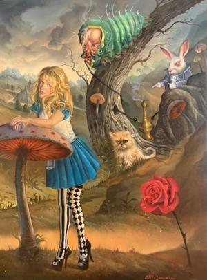Alice in Wonderland, 2020