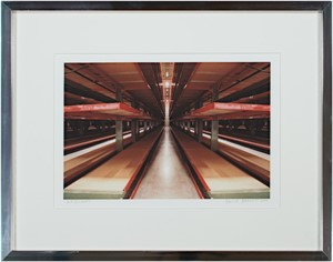 Steinhafel's Warhouse Series: Steel Forest #1- signed on front lower right & back, 2004