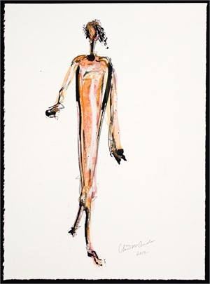 Figure Drawing No.2, 2012