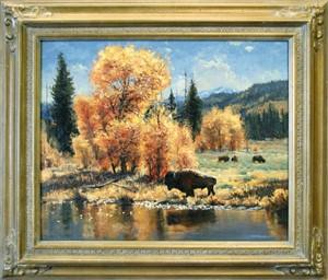 Yellowstone Autumn