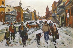 Marquette St, Montreal - 1025191