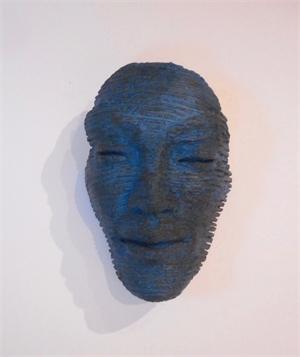 Faith Mask (Small), 2019