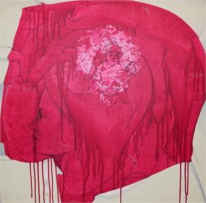 Sesquitex Incognito Series - Jung Jong (Yin Yang), 1986