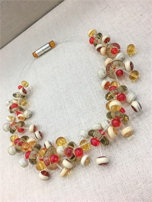 Clasp Necklace No. 5