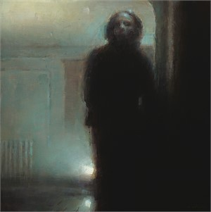 Woman in Shadow, 2018