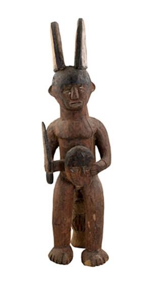 Ekamka Fetish Nigeria, c1910