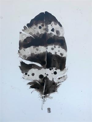 Pinion 2 by Laura Roebuck