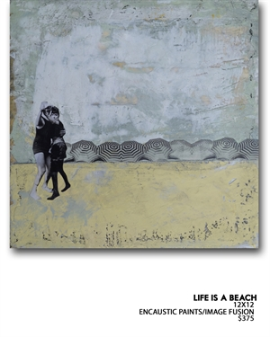 Life's a Beach by Ruth Crowe