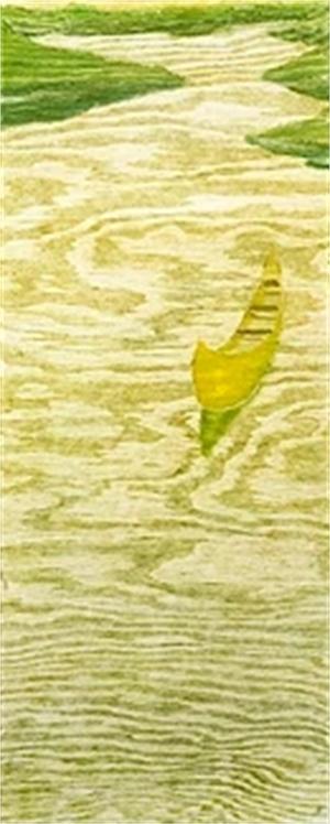 Yellow Canoe (5/12), 2003