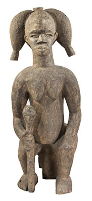 Gabon Statue - Puno, c.1900-20