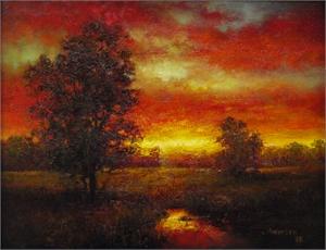 Treeline Sunset 2019