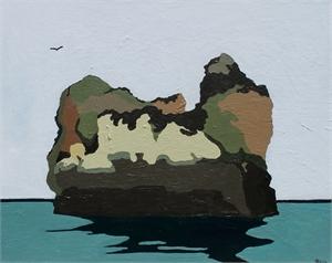 The Algarve by Elizabeth Lang