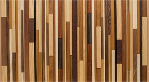 Hardwood Wall Hanging