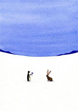 Penguin, Wine, Rabbit, 2018