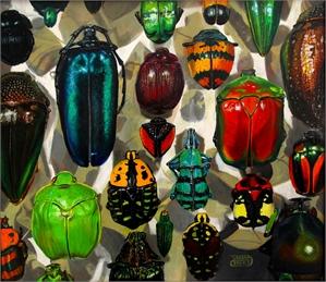 "DEBRA M KEIRCE, ""Snug as a Bug"""