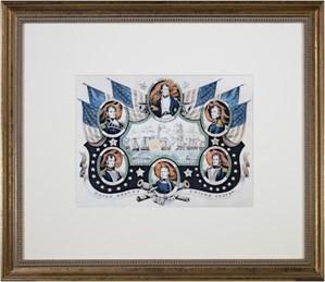 Naval Heroes of U.S. Lake Erie, 1846